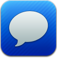 sms blue commentaire