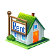 house rent vendre