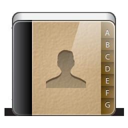app address carnet adresse