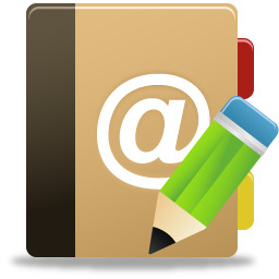 addressbook edit256 carnet adresse