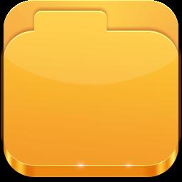 folder closed