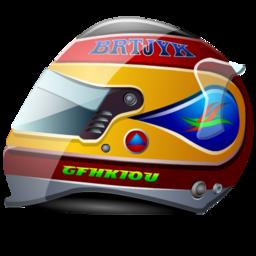 brillant formula 1 helmet