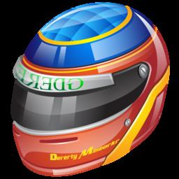formula 1 helmet