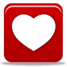 heart carre