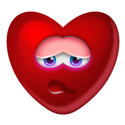 heart shy