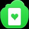 hearts card