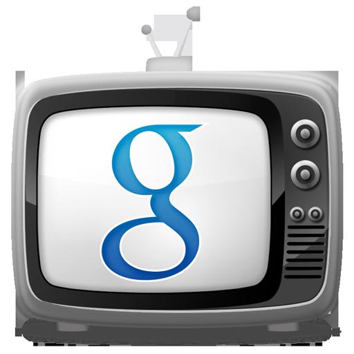 tv set icon google