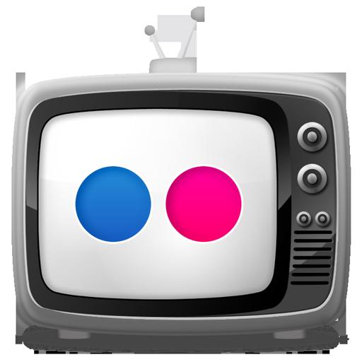tv set icon flicker
