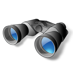 binoculars 1