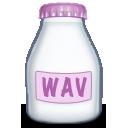 fyle type wav