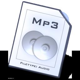 file types mp3