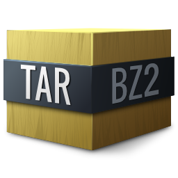 application x bzip compressed tar