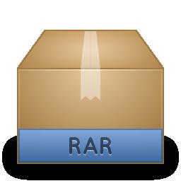 application x rar