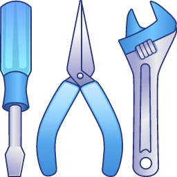 graphic icons tools