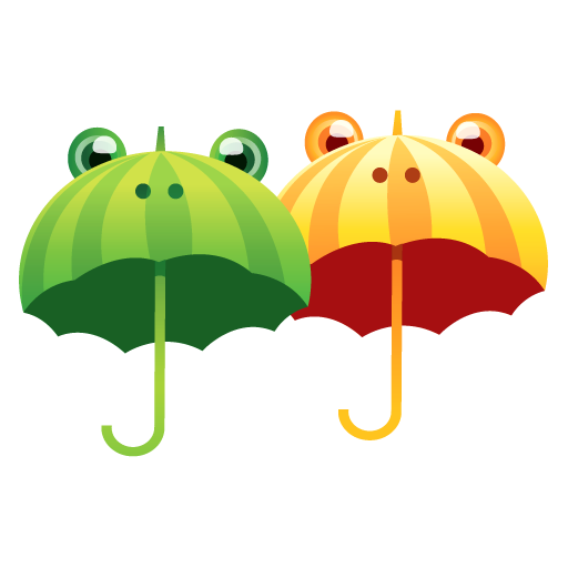 cute umbrellas
