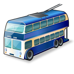 trolleybus 1