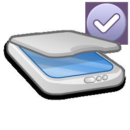 scanner default