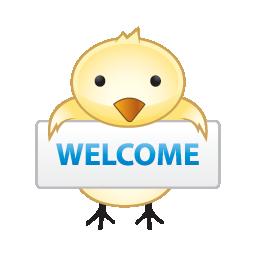 chichen welcome