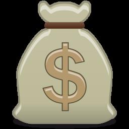 argent bag