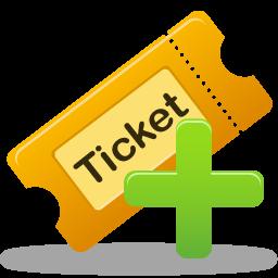 create ticket