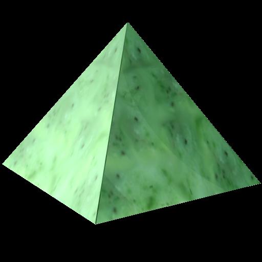 nephrite pyramid