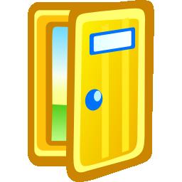 free business door