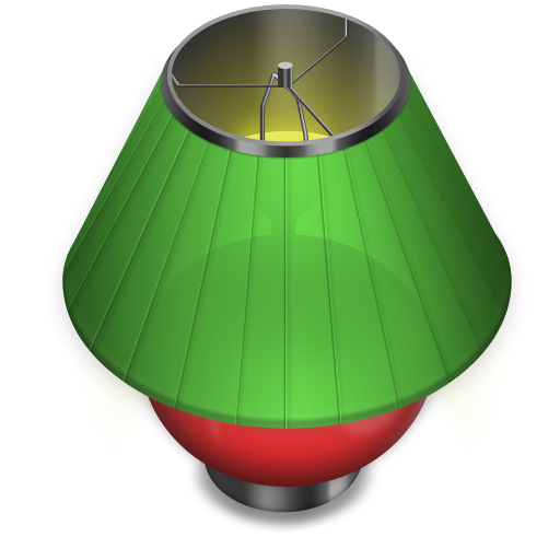 lamp on 512x512