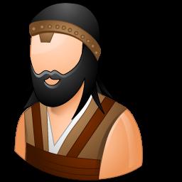 barbarian male