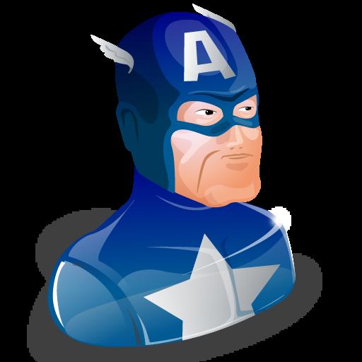 v1 captain america512