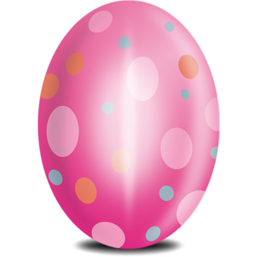 egg oeuf pink