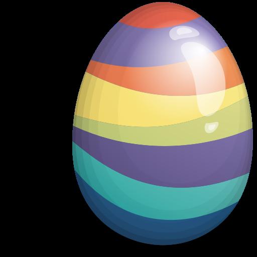 easter egg purple 512