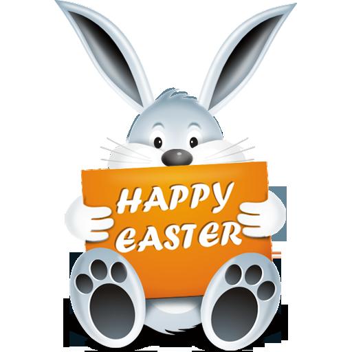 joyeux easter bunny