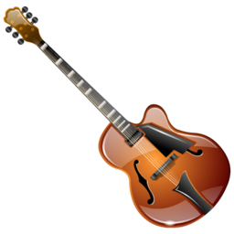 brillant archtop guitar