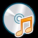 cd audio unmount