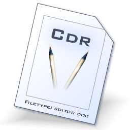 file types cdr