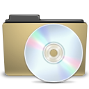 folder cd