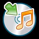 cd audio mount