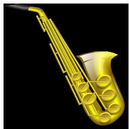 brillant saxophone