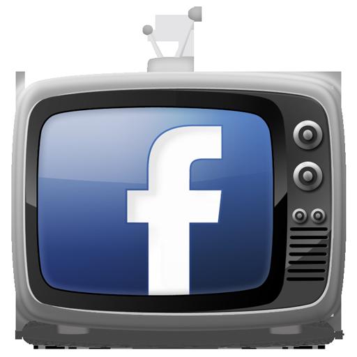 tv set icon facebook