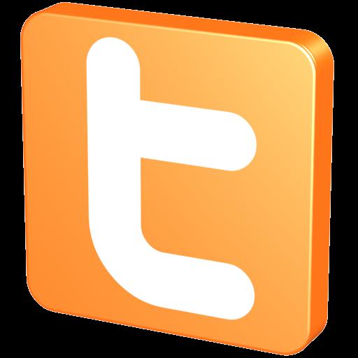 orange twitter