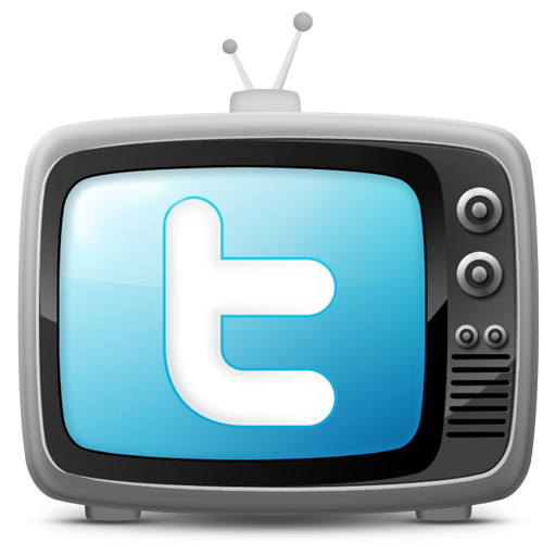 tv set icon twitter