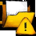 folder error