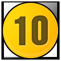 bullet 10 d y