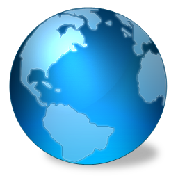 globe connected