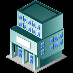 Icones Immeuble, images Batiment à étage png et ico (page 2) University Logo Vector
