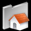 tritanium squared folder home