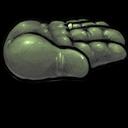 buff feet