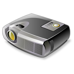 digital projector copy