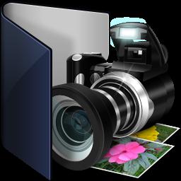 folder blue pictures