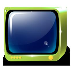 little tv tele icon